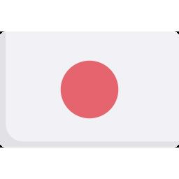 Vlag Japan Textwerk