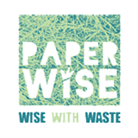 logo paperwise textwerk